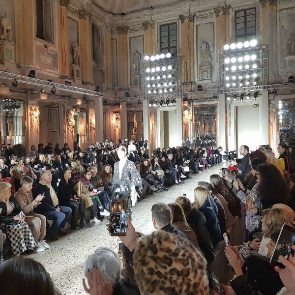 Fashion Week Milan 2018