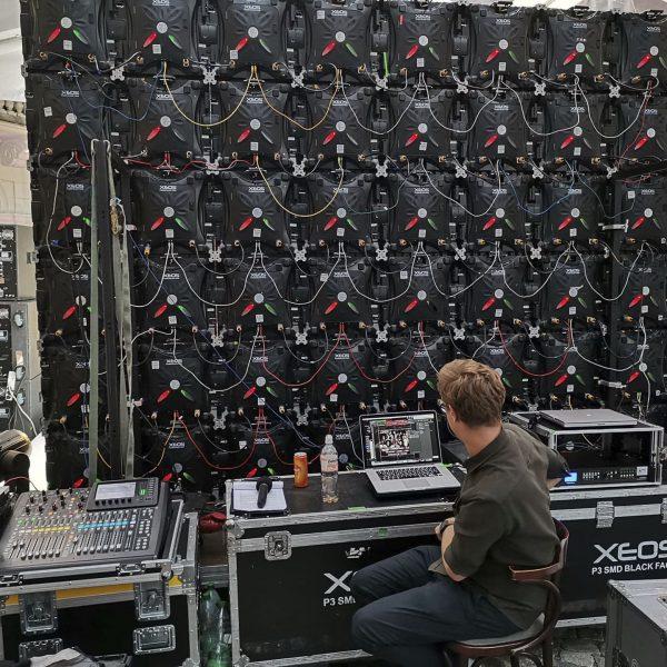 Bielsko-Biała 2019 - backstage